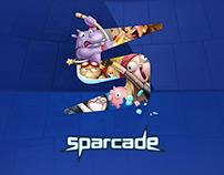 Sparcade: Mobile UI Art & Design
