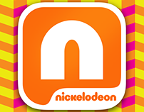 Nickelodeon App Icon