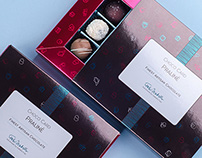 ChocoCard Praline packaging