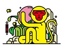 2016,monkey
