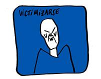Victimizarse