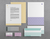Stationery premium mock-up