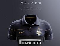 99 · MOU | Fc Internazionale 3rd Kit Concept