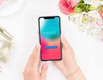 Beautic - Beauty Marketplace App