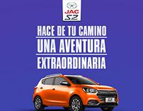 JAC S2 | Campaña de Lanzamiento