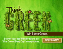Live Green Every Day Contest