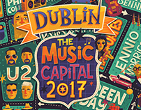 Dublin - Music Capital 2017