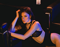 Shooting Sandra Bronzina