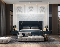 Master bedroom design in kSA