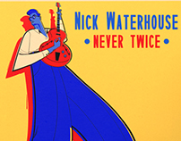 Nick Waterhouse - Never Twice vinyl