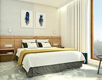 Seaside hotel concept design _ 2019