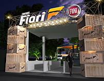 Camarote Fiori Fiat Jeep - Festival de Verão 2015