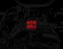 LOGO / MOTORWORLD