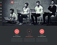 SalaMoon – Multi-Purpose PSD Template
