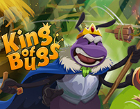 Banner for King of Bugs