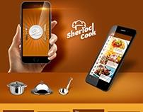 "Кулинарное приложение ""Sherlock Cook"""