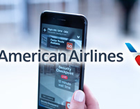 American Airlines - AR Wayfinding