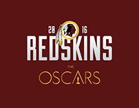 2016 Redskins remix Best Picture Nominees