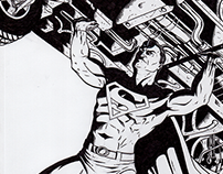 Action Comics 1000 Original Art Sketch Cover