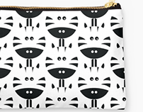 Animal Pattern Clutches