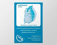 Ilustración digital y cartelería para Iceleman