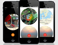 Photo Sharing App, Social Media iPhone and Android