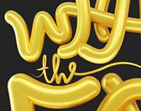 3D typography - Part 1