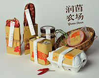 Green Farm Package Design