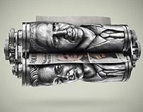Barack Obama e Julian Assange - Folha de São Paulo