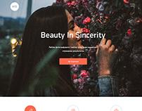 Beauty In Sincerity