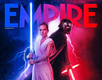 EMPIRE Magazine Star Wars: The Rise of Skywalker