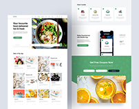 MI Food - Free Sketch Template