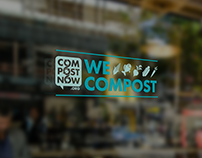 CompostNow Marketing Materials