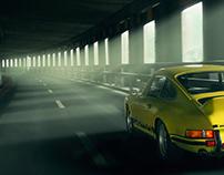 PORSCHE 911 Carrera 2.7RS
