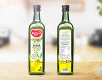 TROPICANA SLIM OLIVE OIL