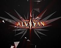 Alviyan Logo Reveal (Animation)
