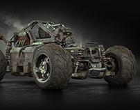 Buggy for Post Apocalypse