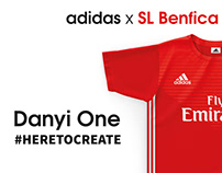 Adidas Danyi One Concept.