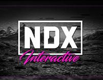 "Logo Design for game studio ""NDX Interactive"""