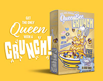 QueenBee Cereal   Animation