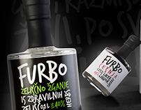 FURBO beverage | Brand, packaging, selfpromotion