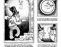 The comic book Pantaloon in English