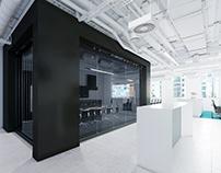 Office space - Full CGI