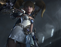 Lineage II Revolution - UR Armor Cinematic Trailer