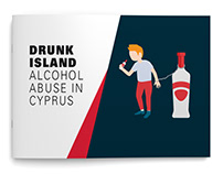 Drunk Island Booklet