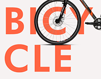 Bicycle online store / Bike store