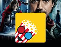 Fropcorn Mobile app