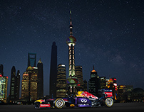 Infiniti Red Bull Racing Team - Shanghai , China