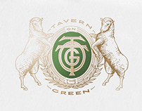 Tavern on the Green Rebrand