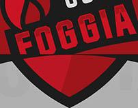Proposte restyling logo Cus Foggia